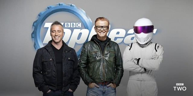 Matt LeBlanc w Top Gear - nowe zdjęcie