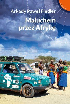 Maluchem przez Afrykę - okładka