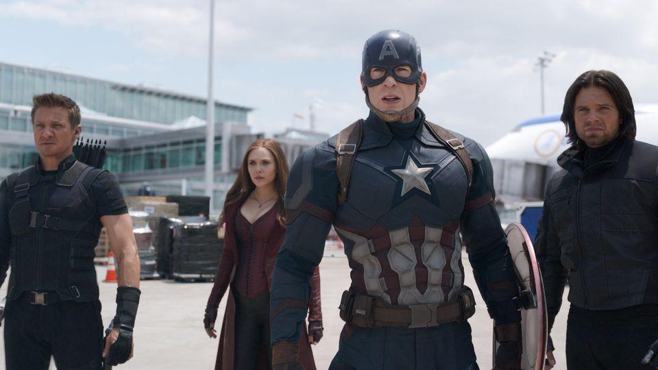 Kapitan Ameryka: Wojna bohaterów - zdjęcie