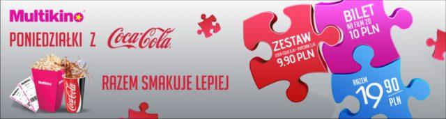 Coca Cola Multikino - banner