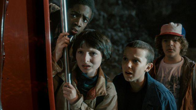 Stranger Things - zdjęcie z serialu