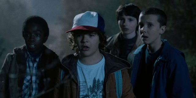 Stranger Things - serial Netflixa - zdjęcie