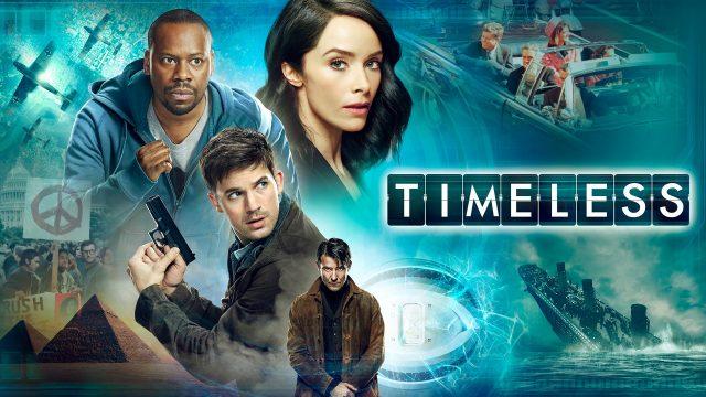 Timeless - plakat