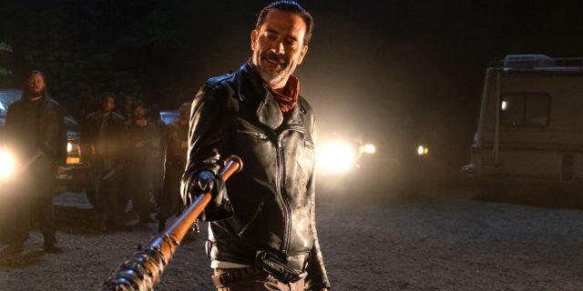 The Walking Dead - zdjęcie Negana