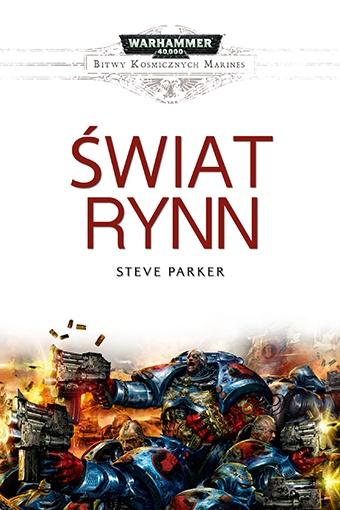 Świat Rynn - okładka