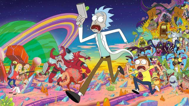 Rick and Morty - zdjęcie