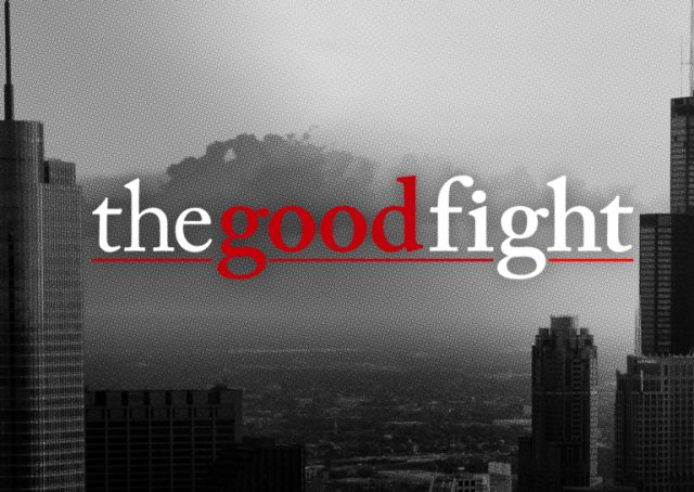 The Good Fight - logo serialu