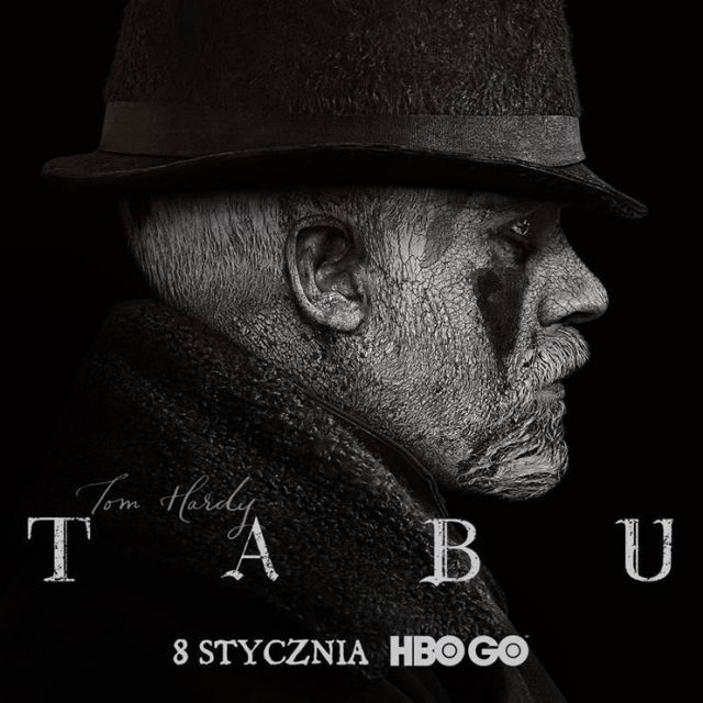Tabu - polski plakat