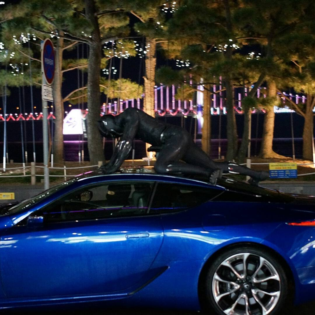 Black Panther - zdjęcie z planu