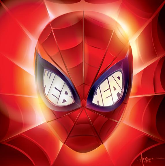Spider-Man: Homecoming - fanowski plakat