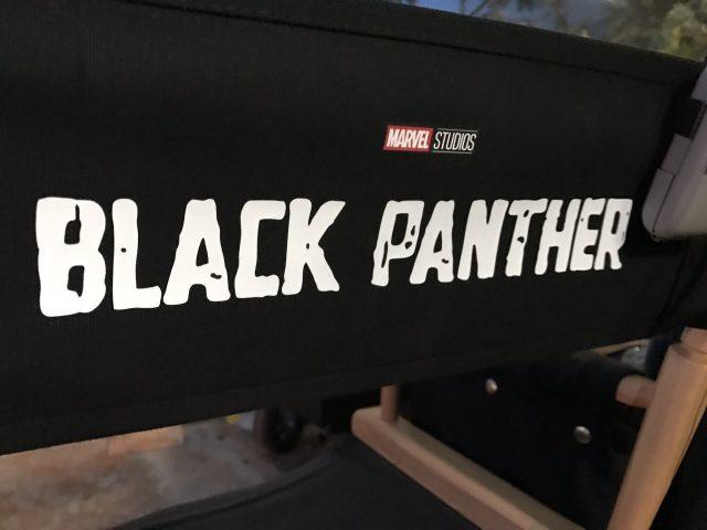 Black Panther - logo