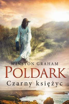 Czarny księżyc Poldark - okładka