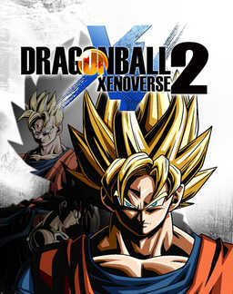 Dragon Ball Xenoverse 2 - okładka gry