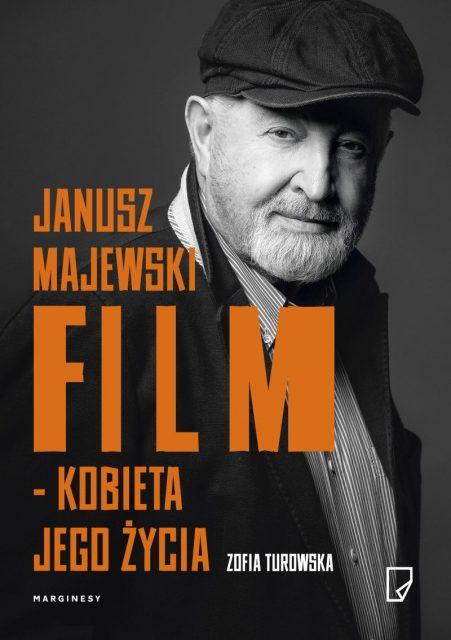 Janusz Majewski Film - kobieta jego życia - okładka