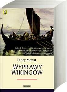 Wyprawy wikingów - okładka