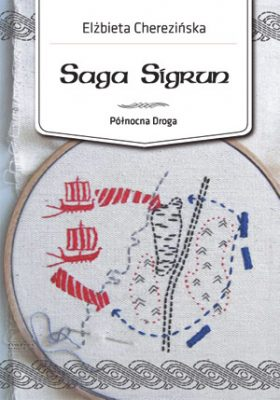 Saga Sigrun - okładka