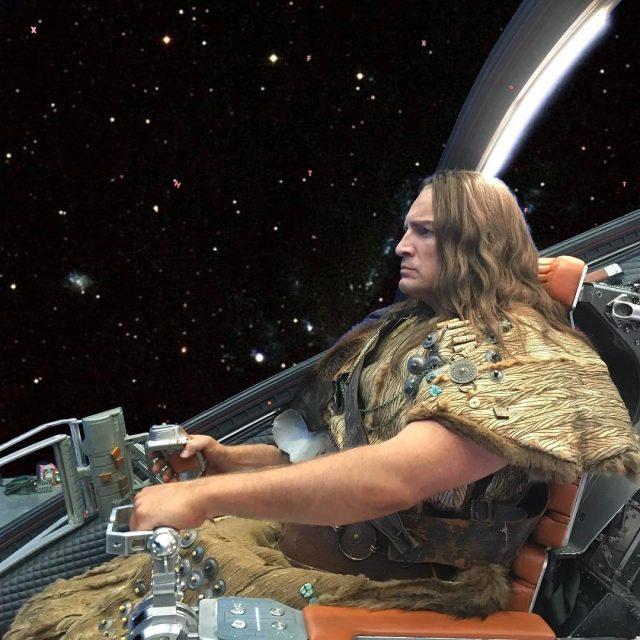 Nathan Fillion - Strażnicy Galaktyki 2