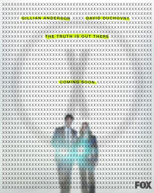 Z Archiwum X - plakat 11. sezonu