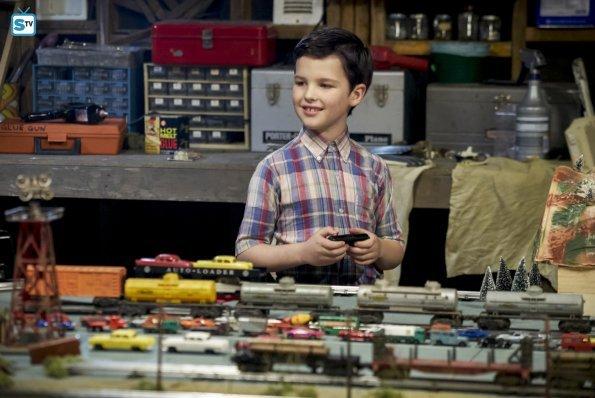 Young Sheldon - zdjęcie z serialu