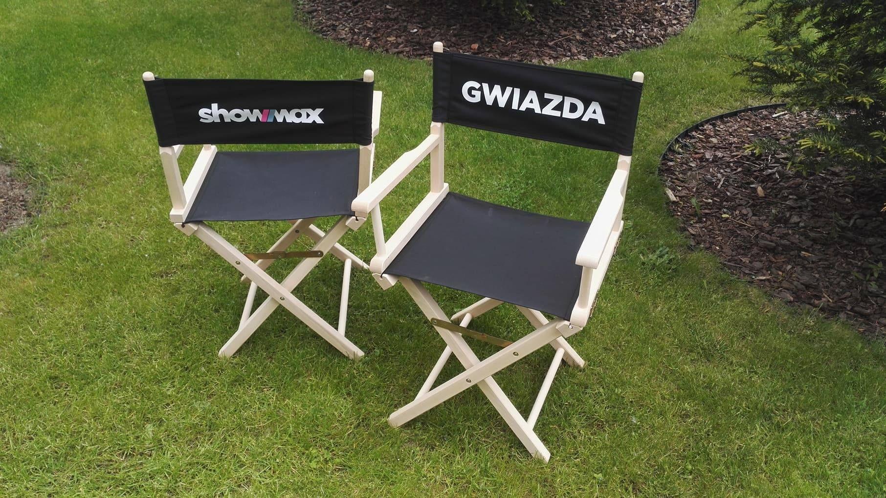 Wygraj krzesła filmowe