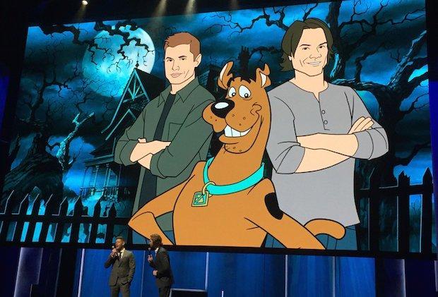 Supernatural - 13. sezon - Scooby-Doo