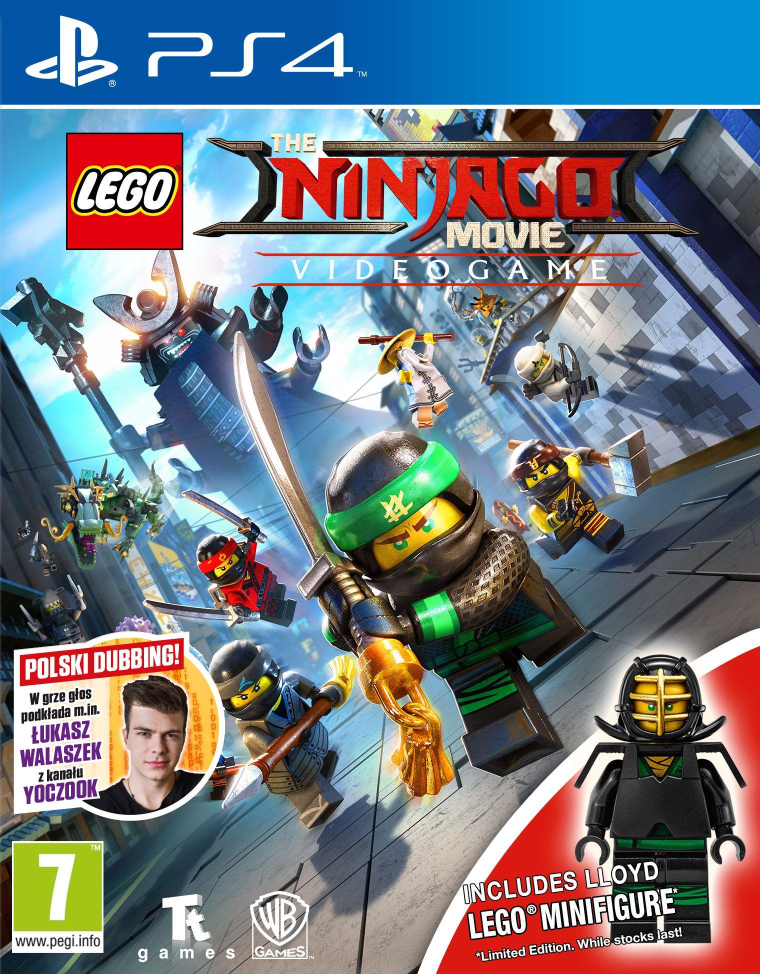 LEGO Ninjago Movie - Gra wideo