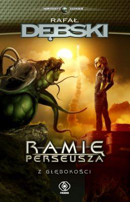 Ramię Perseusza. Z głębokości - okładka