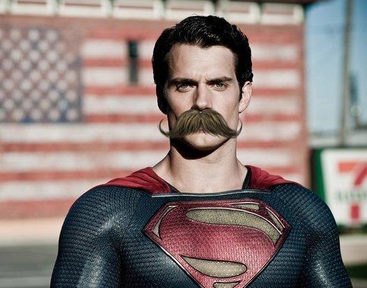 Wąsy Supermana