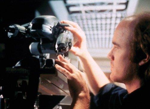 RoboCop - zdjęcie z planu