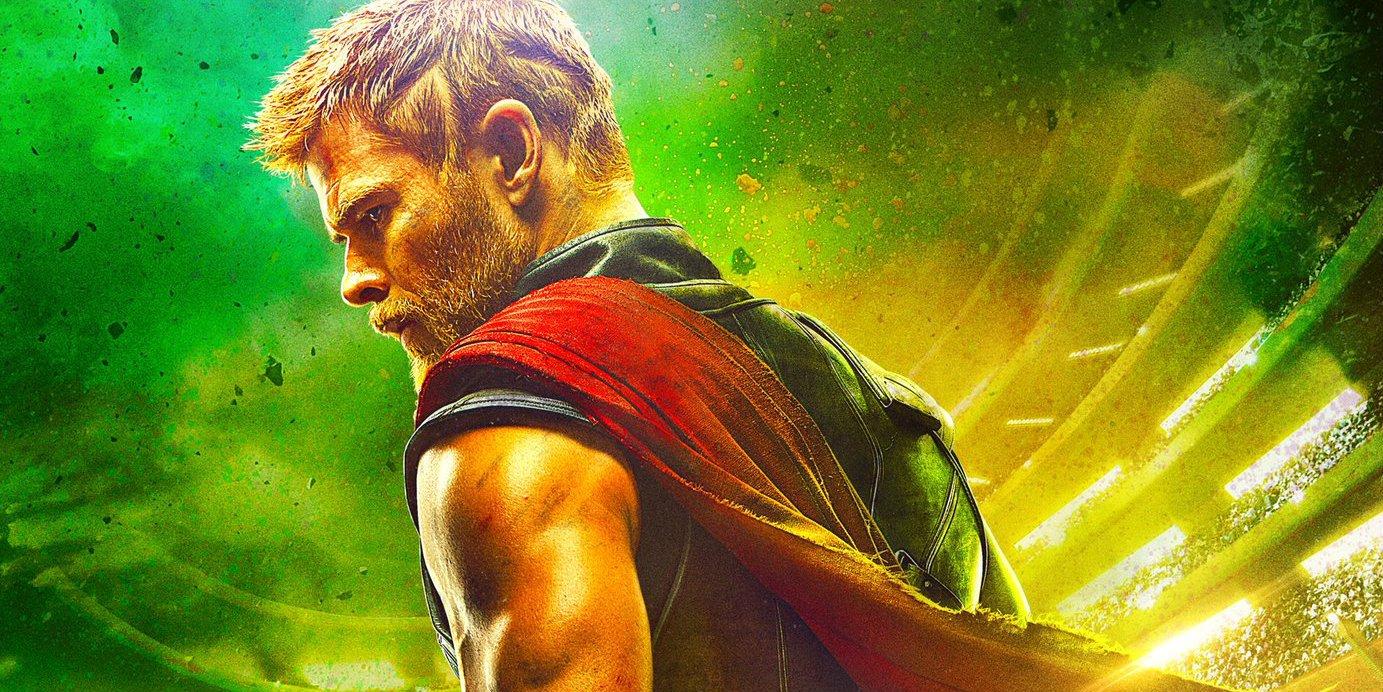 Thor: Ragnarok - fragment plakatu