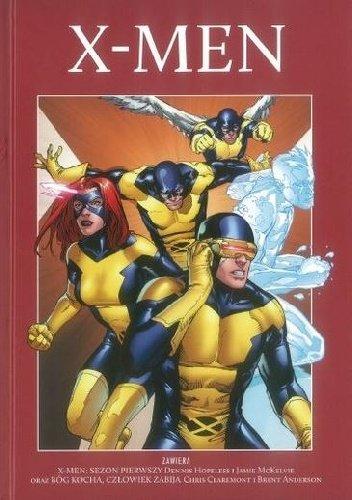 X-Men. Sezon pierwszy. Bóg kocha, człowiek zabija - okładka