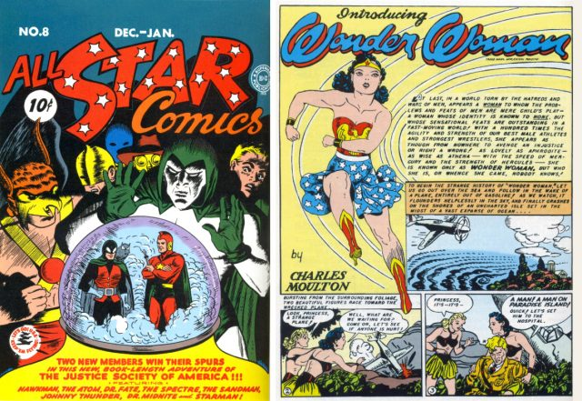All-Star Comics vol. 1