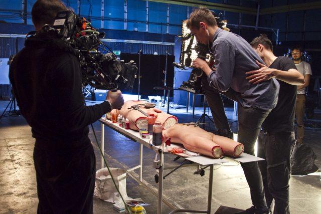 Kadr z programu Po drugiej stronie kamery