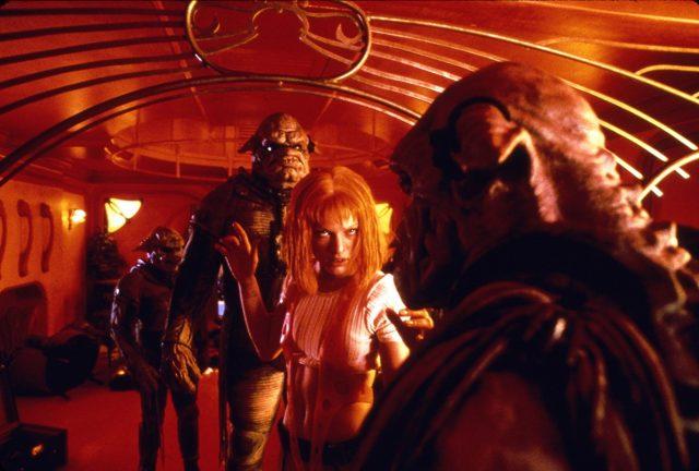 Piąty element - zdjęcie filmu