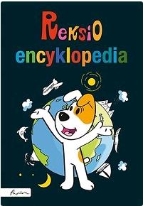 Reksio. Encyklopedia - okładka