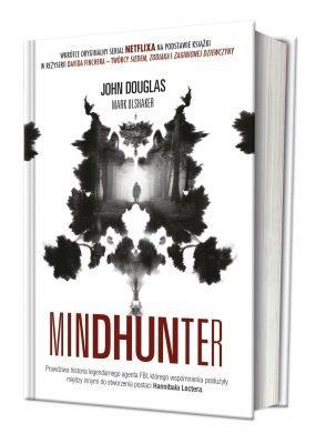 Mindhunter - okładka