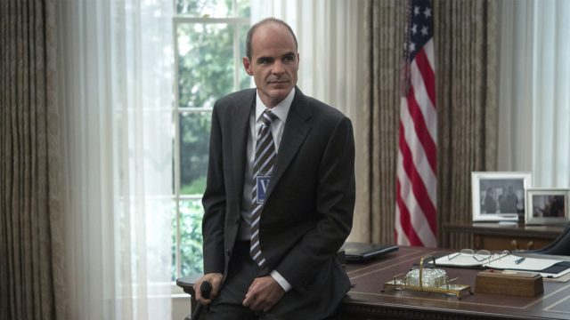 House of Cards - Michael Kelly
