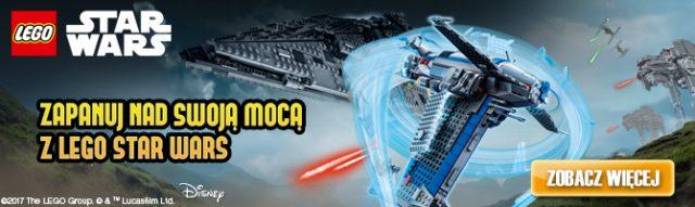 Lego Star Wars - banner