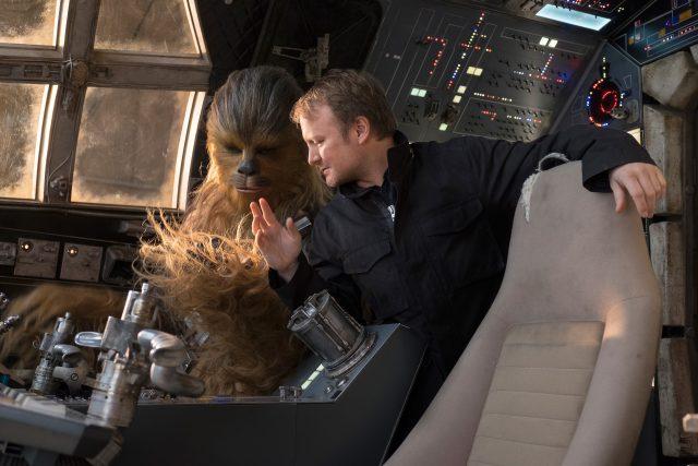 Gwiezdne Wojny: ostatni Jedi - zdjęcie