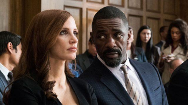 Gra o wszystko - Jessica Chastain i Idris Elba