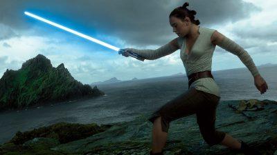 Gwiezdne Wojny ostatni Jedi - Rey