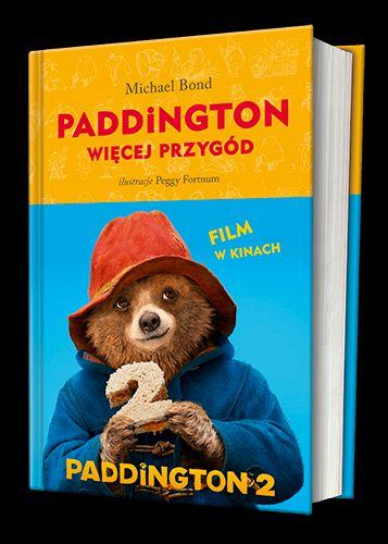 Paddington 2 okładka