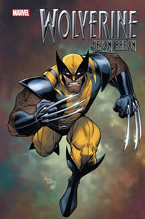 Wolverine, tom 4 - okładka