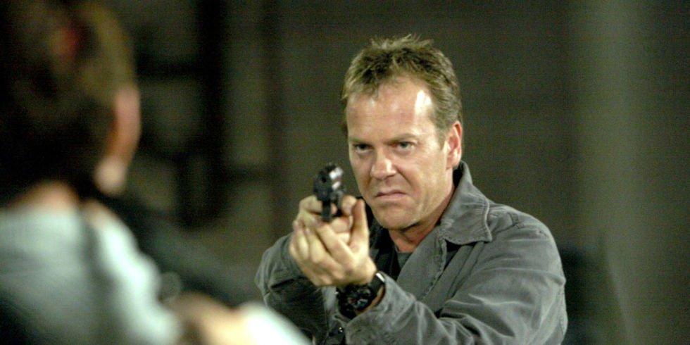 Jack Bauer - 24 godziny - Kiefer Sutherland