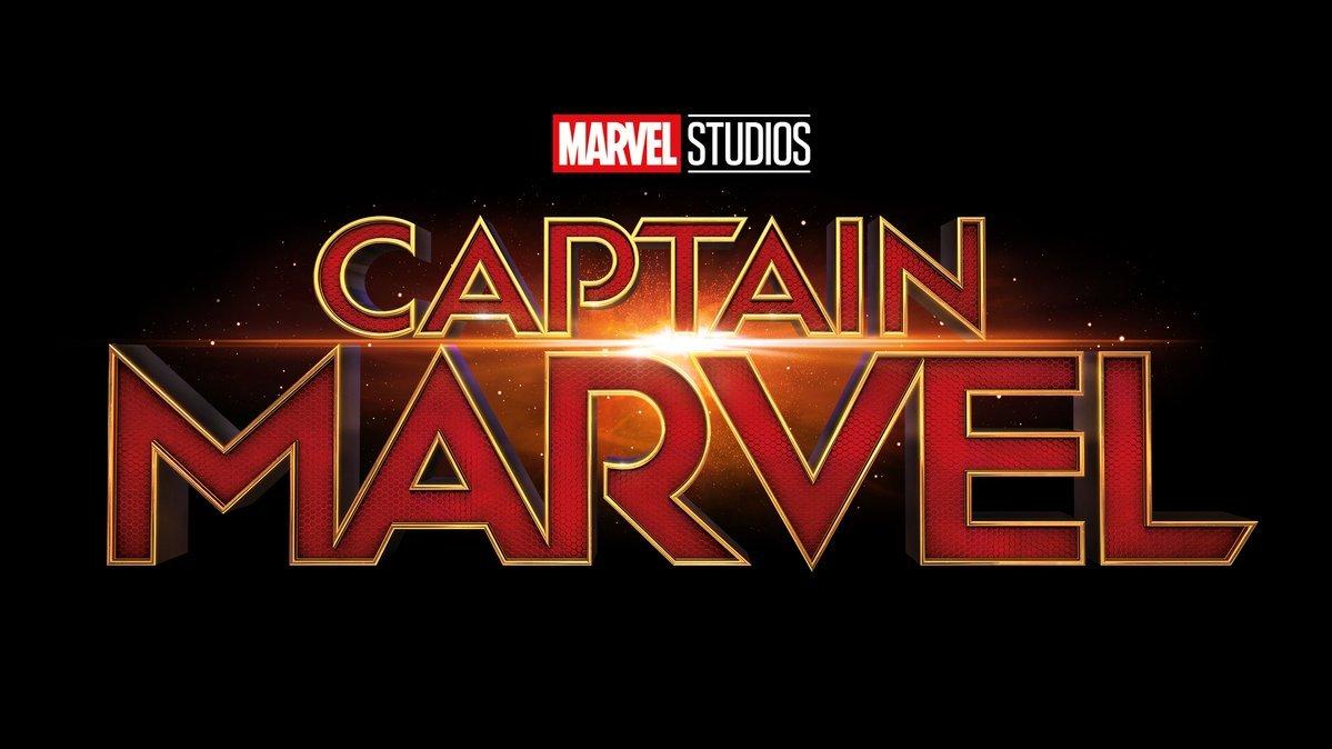 Kapitan Marvel - logo