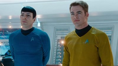 8. Star Trek: W nieznane