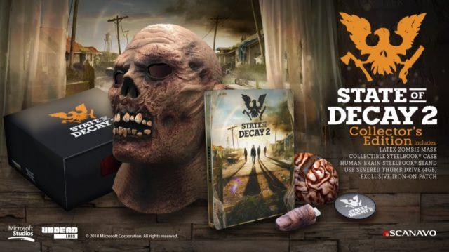 State of Decay 2 - edycja kolekcjonerska
