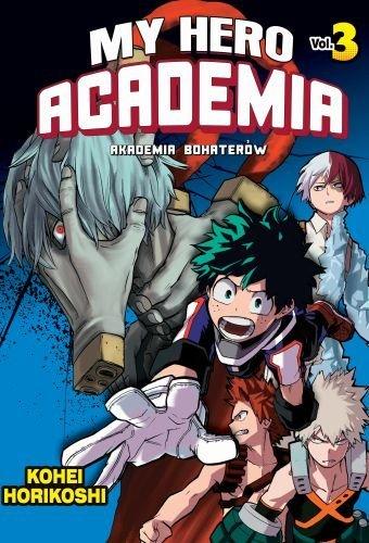 Boku no Hero Academia #03