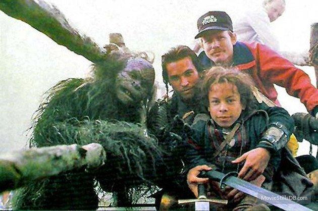 Powrót do przeszłości: zdjęcia z planu filmu Willow