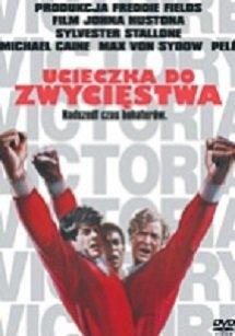 Ucieczka do zwycięstwa - plakat